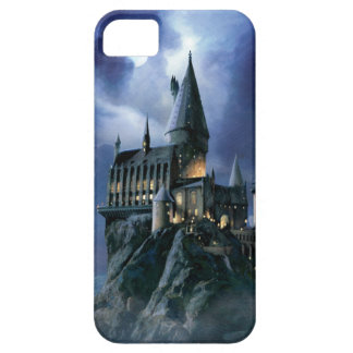 Harry Potter Castle | Moonlit Hogwarts iPhone 5 Cases