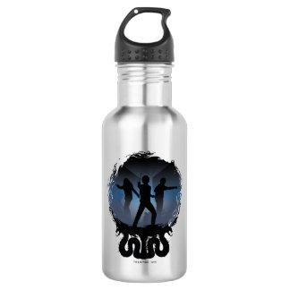 Harry Potter | Chamber of Secrets Silhouette 532 Ml Water Bottle