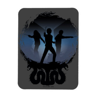 Harry Potter | Chamber of Secrets Silhouette Magnet