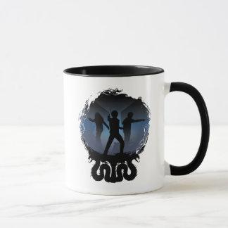 Harry Potter | Chamber of Secrets Silhouette Mug