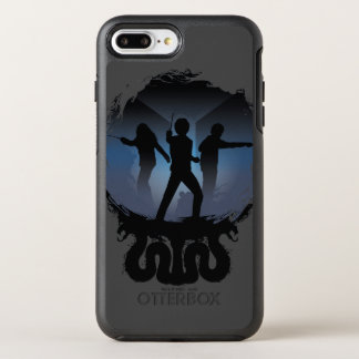 Harry Potter   Chamber of Secrets Silhouette OtterBox Symmetry iPhone 8 Plus/7 Plus Case