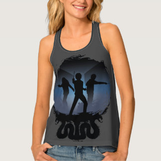 Harry Potter | Chamber of Secrets Silhouette Tank Top