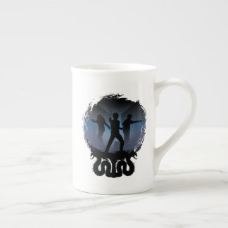Harry Potter | Chamber of Secrets Silhouette Tea Cup