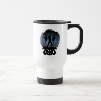 Harry Potter | Chamber of Secrets Silhouette Travel Mug