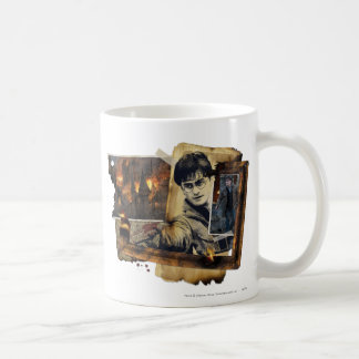 Harry Potter Collage 7 Coffee Mug