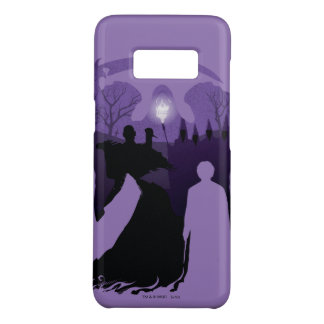 Harry Potter | Death Silhouette Case-Mate Samsung Galaxy S8 Case