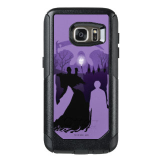Harry Potter | Death Silhouette OtterBox Samsung Galaxy S7 Case