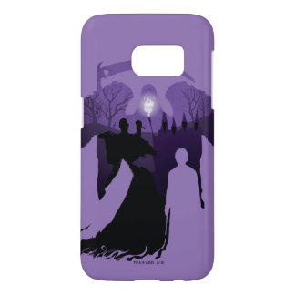 Harry Potter | Death Silhouette Samsung Galaxy S7 Case