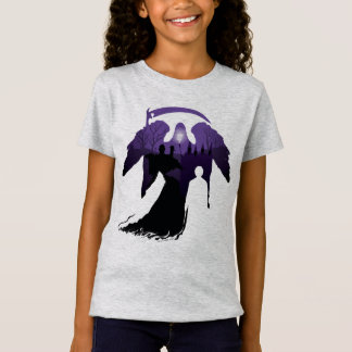 Harry Potter   Death Silhouette T-Shirt