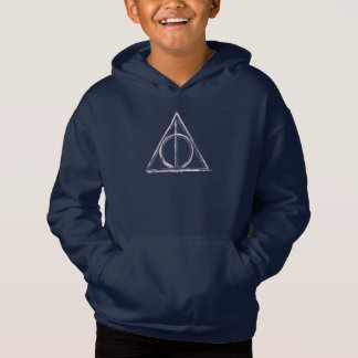 Harry Potter | Deathly Hallows Watercolor