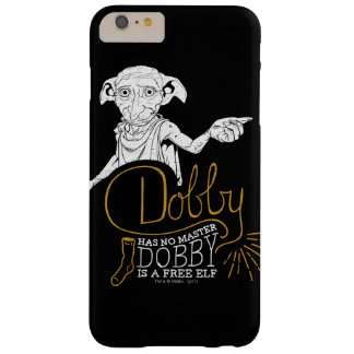 Harry Potter   Dobby Has No Master Barely There iPhone 6 Plus Case