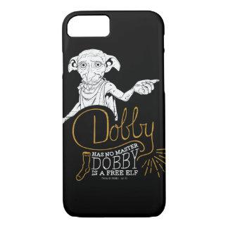 Harry Potter | Dobby Has No Master iPhone 8/7 Case