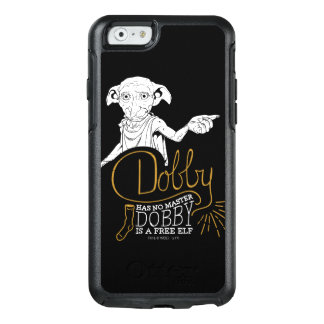 Harry Potter | Dobby Has No Master OtterBox iPhone 6/6s Case