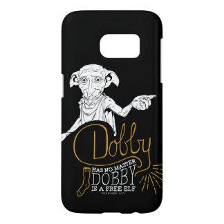 Harry Potter | Dobby Has No Master Samsung Galaxy S7 Case