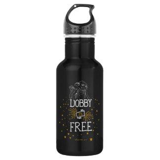 Harry Potter   Dobby Is Free 532 Ml Water Bottle