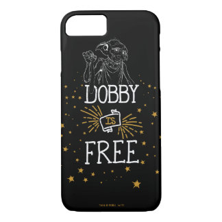Harry Potter | Dobby Is Free iPhone 7 Case