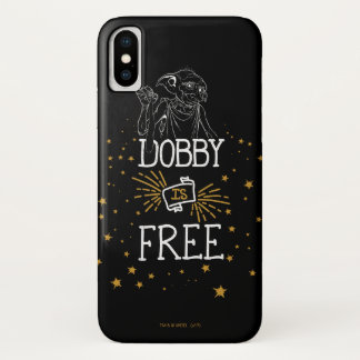 Harry Potter | Dobby Is Free iPhone X Case