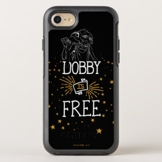 Harry Potter | Dobby Is Free OtterBox Symmetry iPhone 8/7 Case