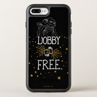 Harry Potter | Dobby Is Free OtterBox Symmetry iPhone 8 Plus/7 Plus Case