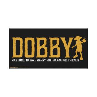 Harry Potter | Dobby Save Harry Potter Canvas Print