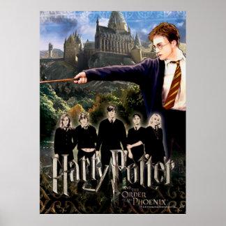 Harry Potter Dumbledore s Army 3 Print
