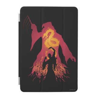 Harry Potter | Dumbledore Silhouette iPad Mini Cover