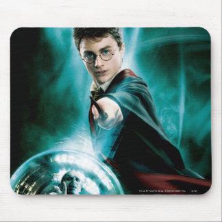 Harry Potter et Voldemort seulement un peuvent sur Tapis De Souris