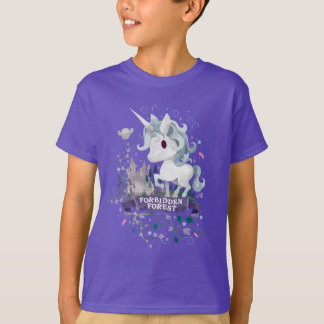 Harry Potter | Forbidden Forest Unicorn Graphic T-Shirt