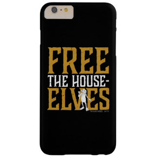 Harry Potter | Free The House Elves Barely There iPhone 6 Plus Case