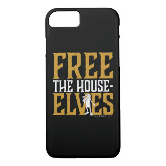 Harry Potter | Free The House Elves iPhone 7 Case