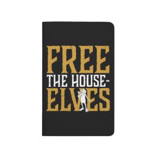Harry Potter | Free The House Elves Journal