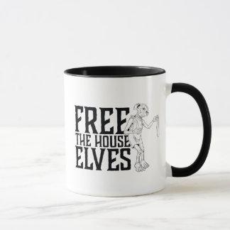 Harry Potter | Free The House Elves Mug