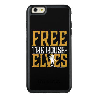 Harry Potter | Free The House Elves OtterBox iPhone 6/6s Plus Case