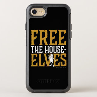 Harry Potter | Free The House Elves OtterBox Symmetry iPhone 7 Case
