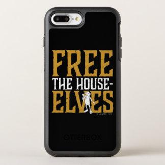 Harry Potter | Free The House Elves OtterBox Symmetry iPhone 8 Plus/7 Plus Case