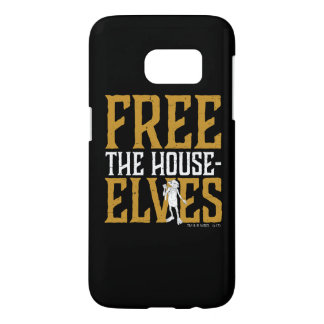 Harry Potter | Free The House Elves Samsung Galaxy S7 Case
