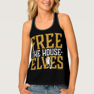 Harry Potter | Free The House Elves Tank Top