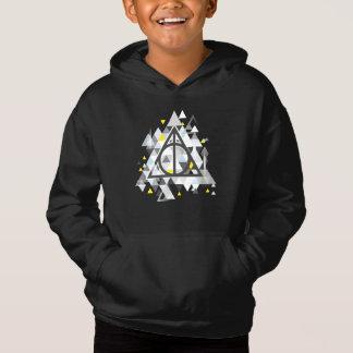 Harry Potter | Geometric Deathly Hallows Symbol