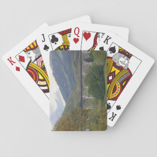 Harry Potter Glenfinnan Viaduct Playing Cards