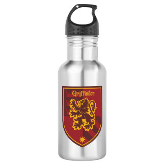 Harry Potter | Gryffindor House Pride Crest 532 Ml Water Bottle