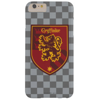 Harry Potter | Gryffindor House Pride Crest Barely There iPhone 6 Plus Case