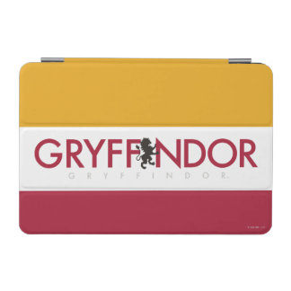 Harry Potter | Gryffindor House Pride Crest iPad Mini Cover