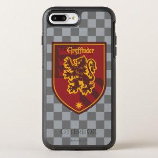 Harry Potter | Gryffindor House Pride Crest OtterBox Symmetry iPhone 8 Plus/7 Plus Case