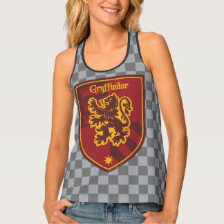 Harry Potter   Gryffindor House Pride Crest Tank Top
