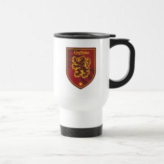 Harry Potter | Gryffindor House Pride Crest Travel Mug