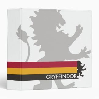 Harry Potter | Gryffindor House Pride Graphic Binders