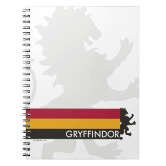 Harry Potter | Gryffindor House Pride Graphic Notebooks