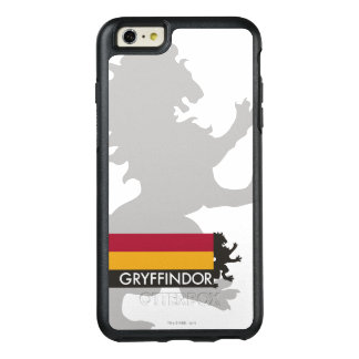 Harry Potter   Gryffindor House Pride Graphic OtterBox iPhone 6/6s Plus Case