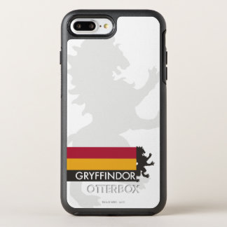 Harry Potter | Gryffindor House Pride Graphic OtterBox Symmetry iPhone 8 Plus/7 Plus Case