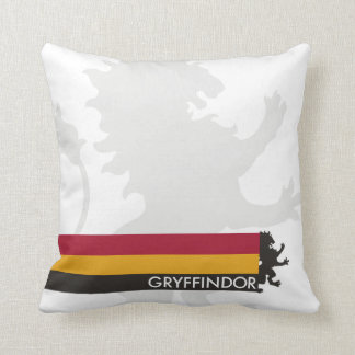 Harry Potter | Gryffindor House Pride Graphic Throw Pillow
